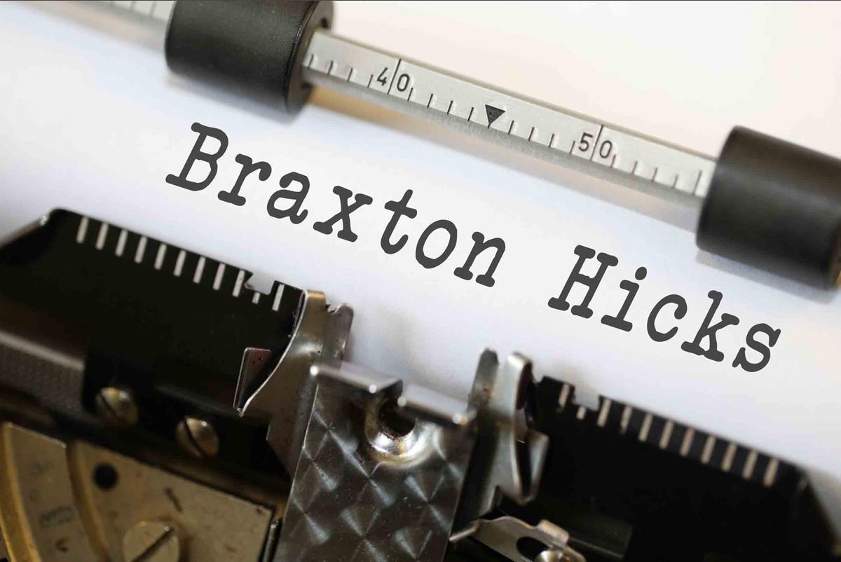Kontraksi Braxton's Hicks (BH)
