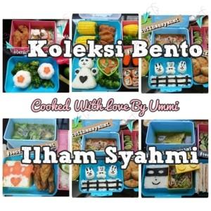 Koleksi Bento Ilham Syahmi