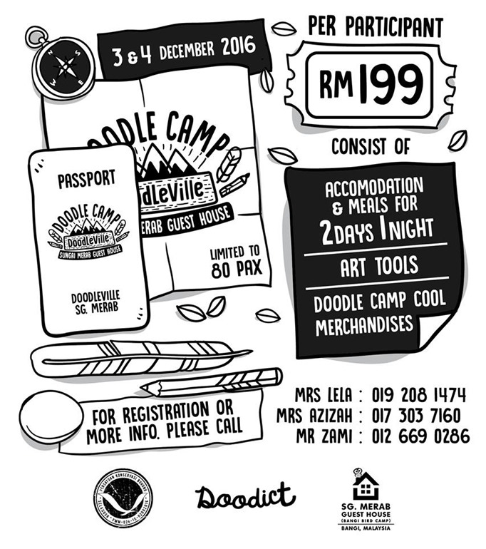 doodle camp