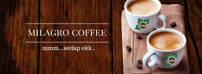 MILAGRO COFFEE mmmm sedp ekkk