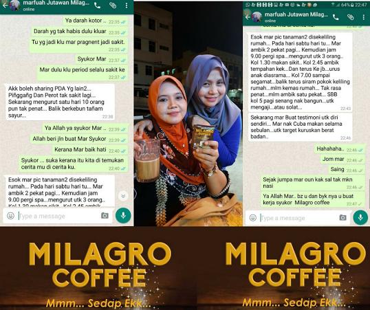 testimoni milagro coffee5