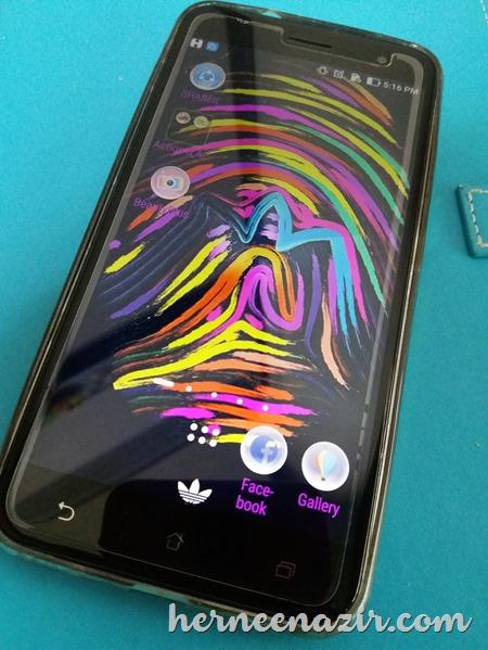 Asus ZenFone 3 Z017D