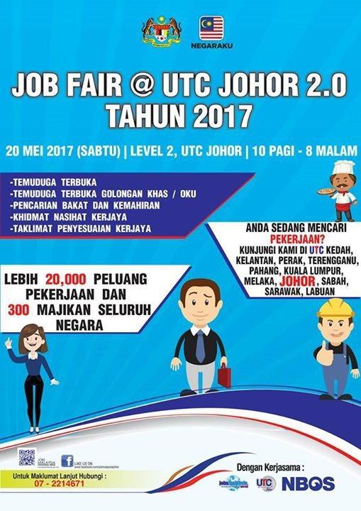 Job Fair UTC 2.0 2017