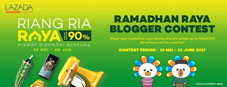 Lazada_Ramadhan_Raya_Blogger_Contest