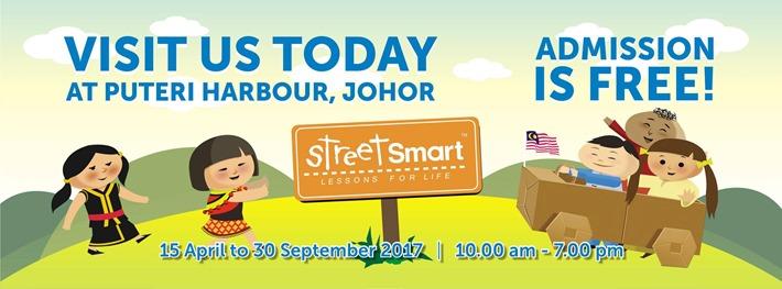 Petronas Street Smart