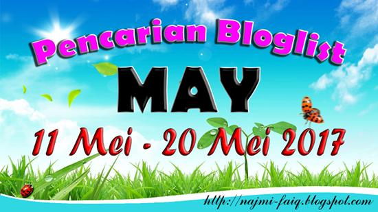bloglist faiq najmi