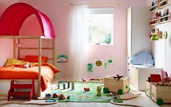 idea dekorasi bilik tidur anak 12