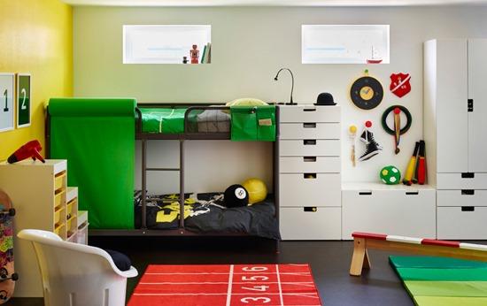 idea dekorasi bilik tidur anak 4