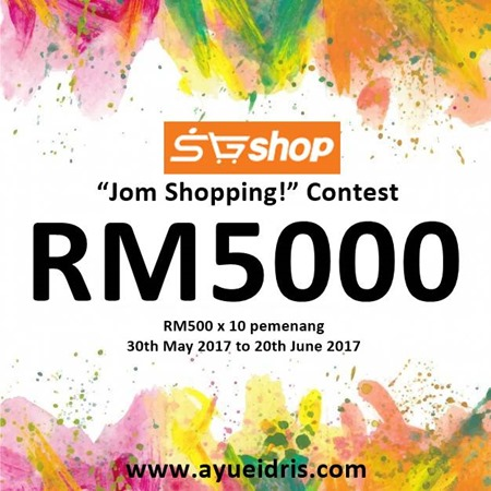 sgshop jom shopping contest