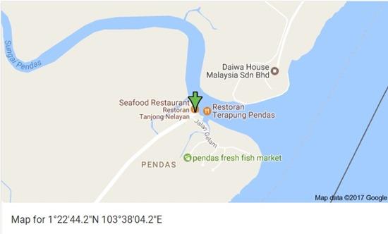 Map Rest. Tg. Nelayan
