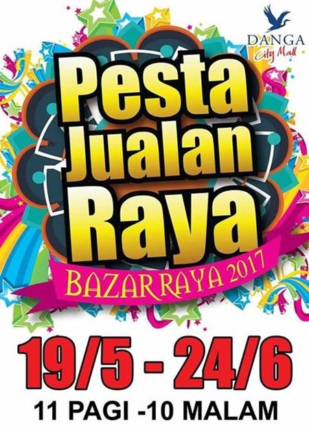 Pesta Jualan Raya Bazar Raya 2017