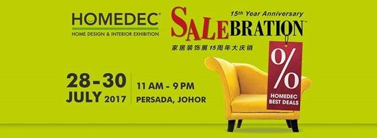 Homedec (Home Design & Interior Exhibition)