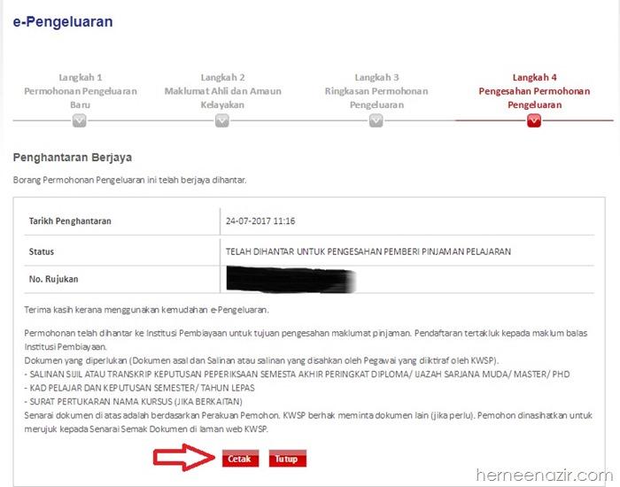 bayar ptptn online dengan kwsp10