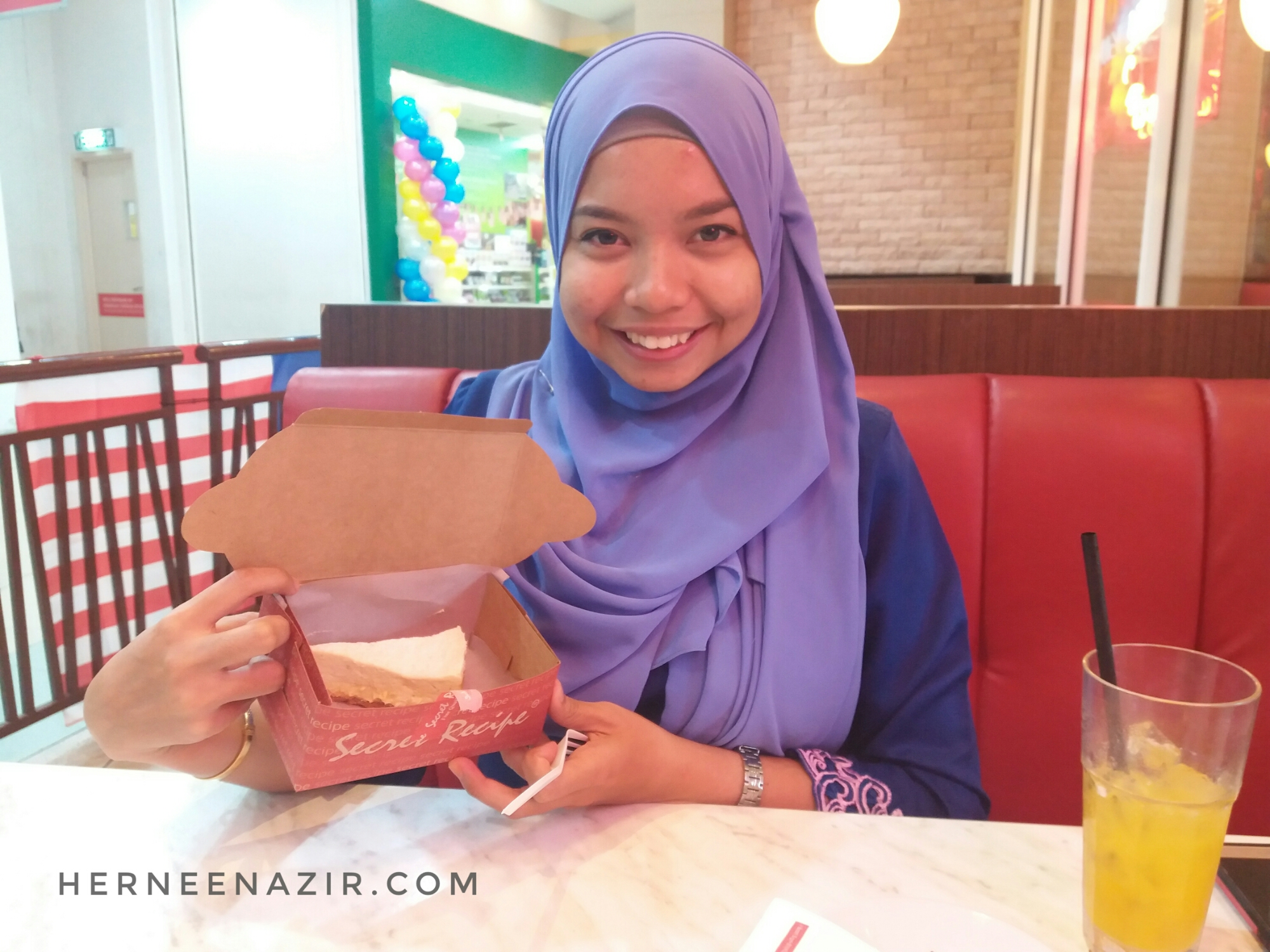 Friday's Lunch – Happy Birthday Eqa!