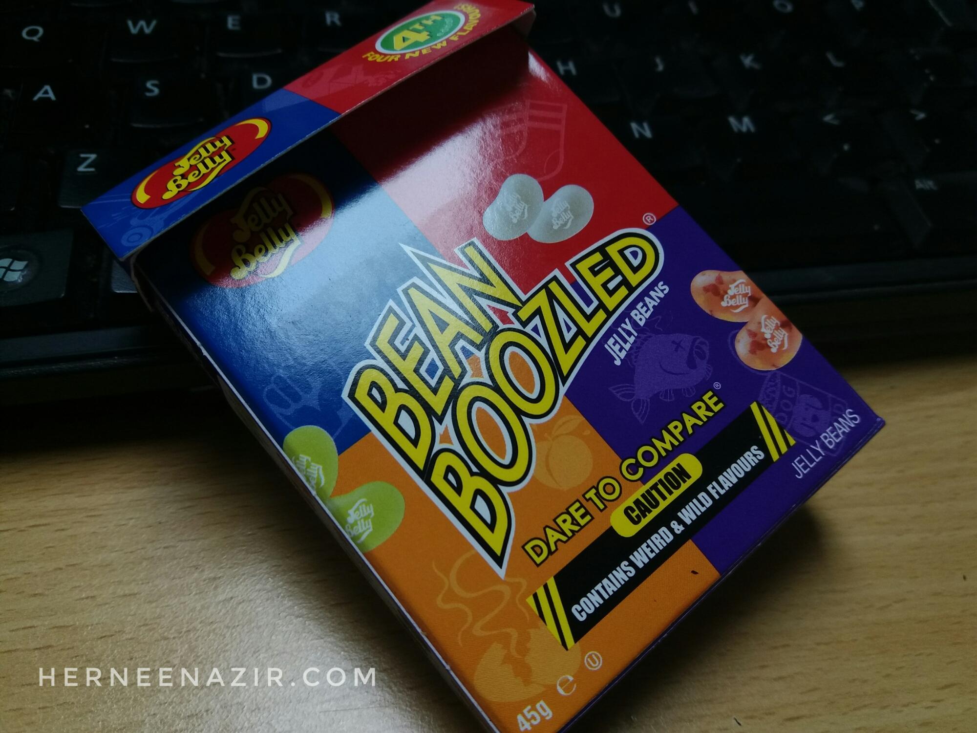 Bean Boozled Challenge Versi Ummi Ilhams & The Gang