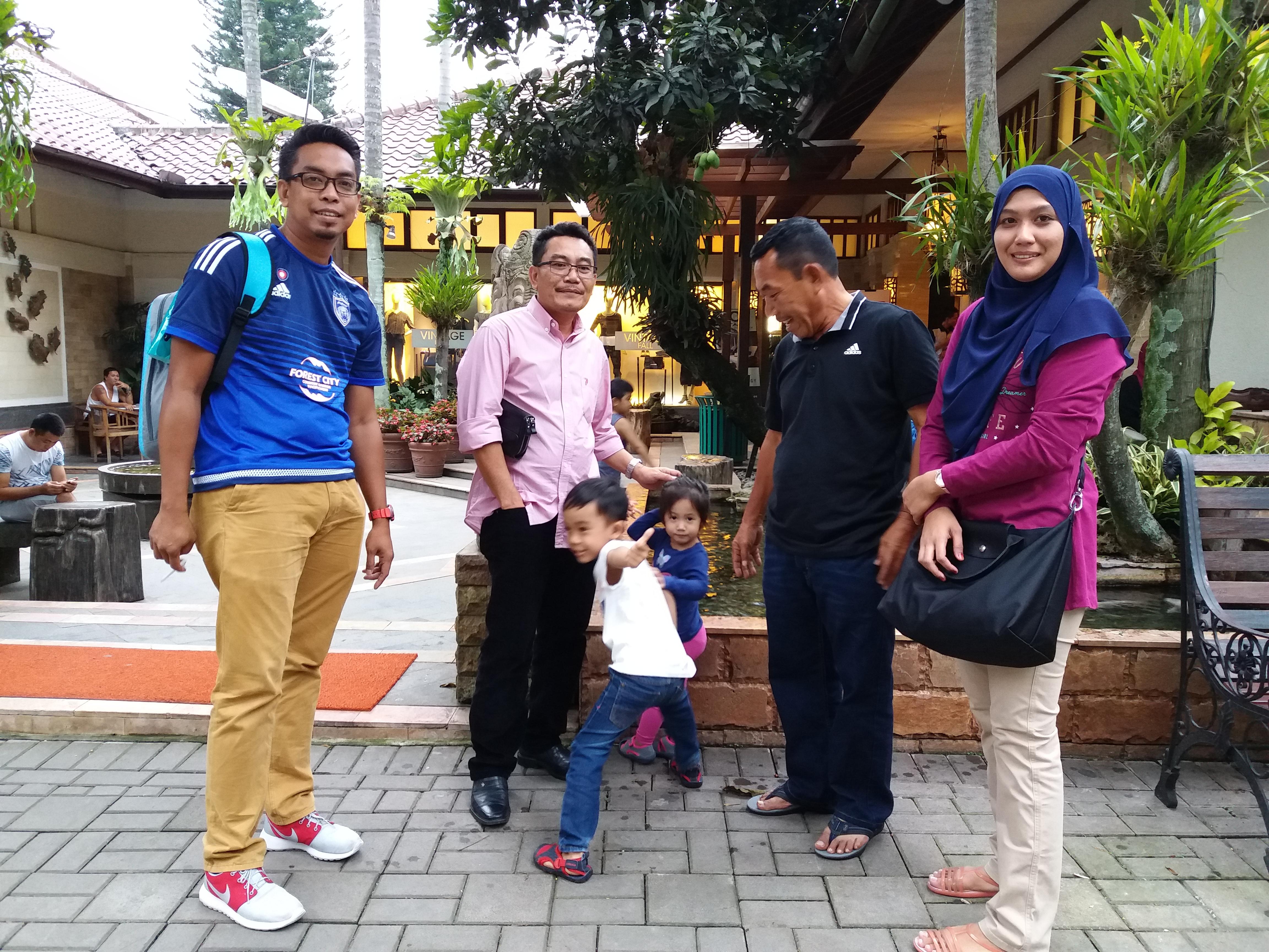 Travelog Bandung– Jalan-jalan Ke Rumah Mode