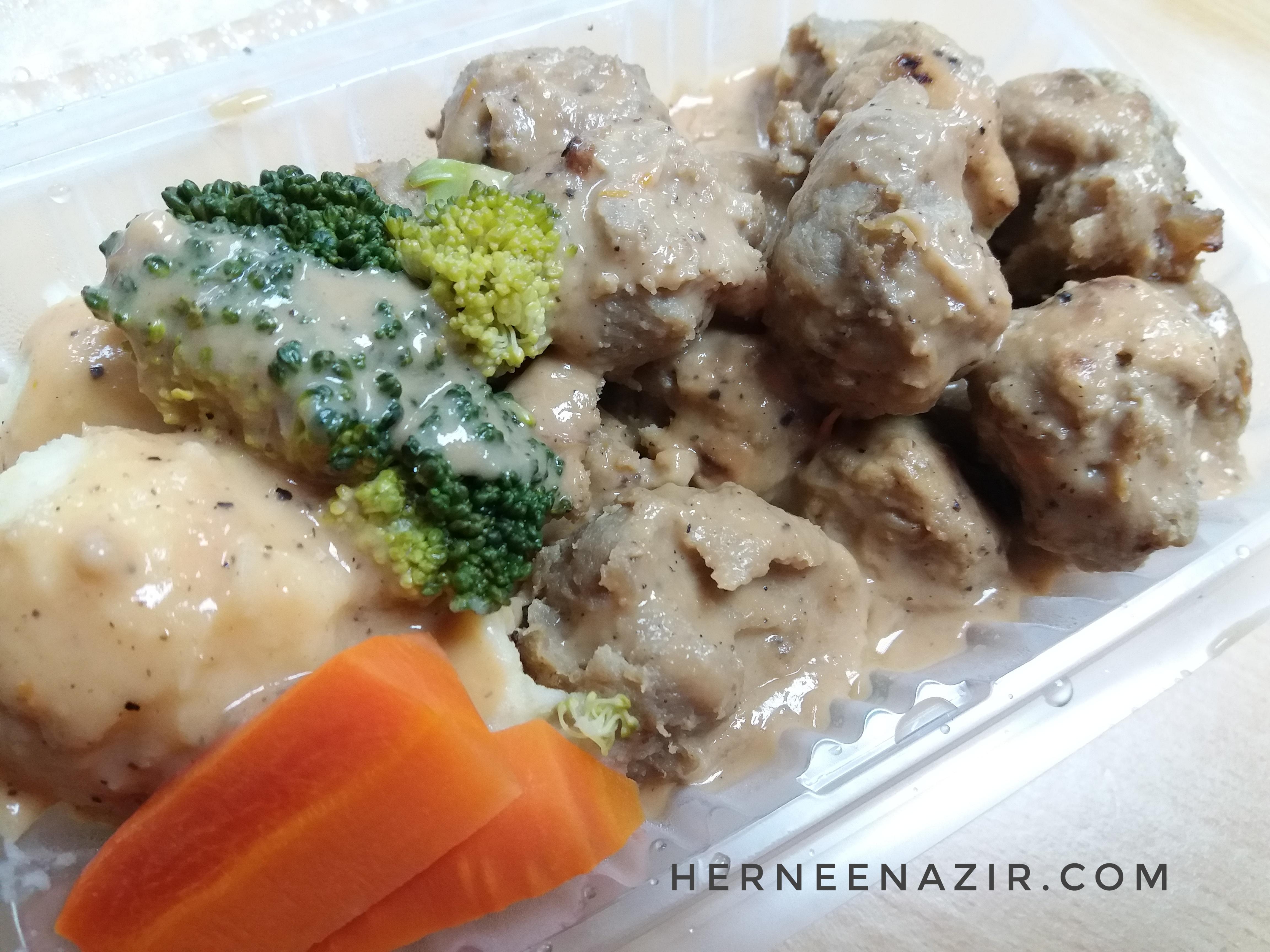 Minum Petang – Sweedish Meatball Ala IKEA By Teeny Tiny Kitchen