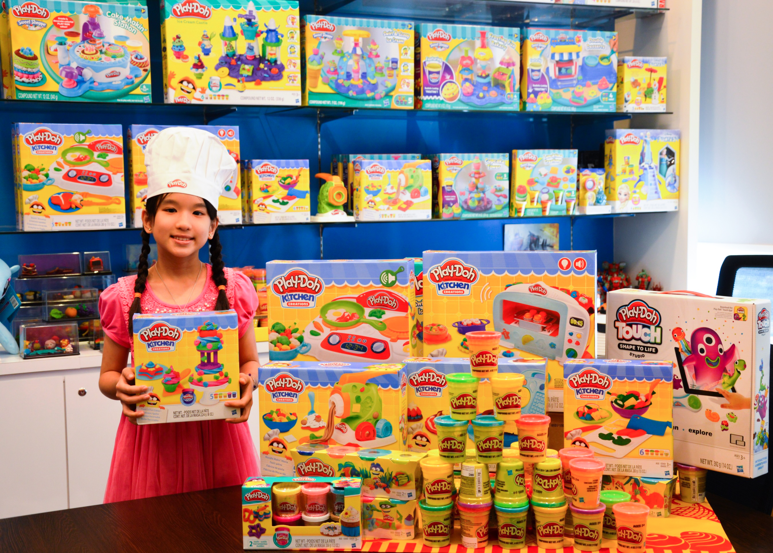 Play-Doh Malaysia Unveils Malaysian-Inspired Food Sculptures To Celebrate Malaysia Day & World Play-Doh Day