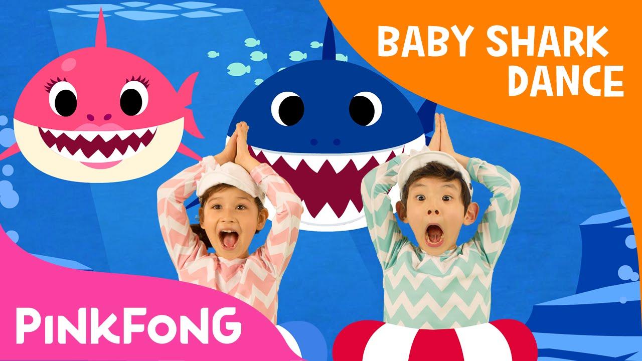 The Ilhams Pun Terjebak Dengan Baby Shark Dance