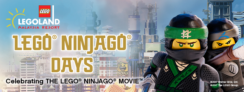 Media Invitation | Exclusive Media Premiere of THE LEGO NINJAGO MOVIE!