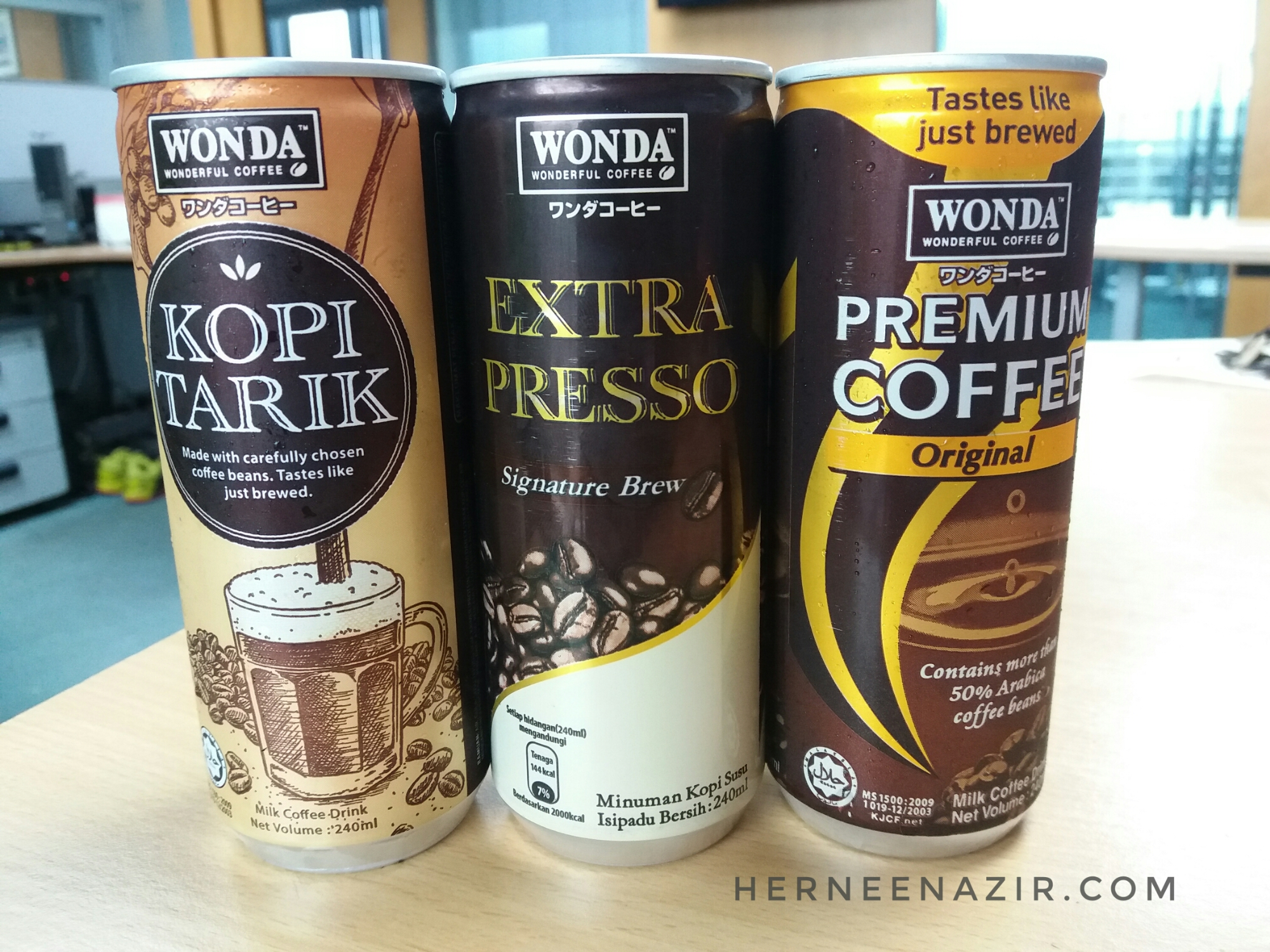 Tersuka Wonda Coffee