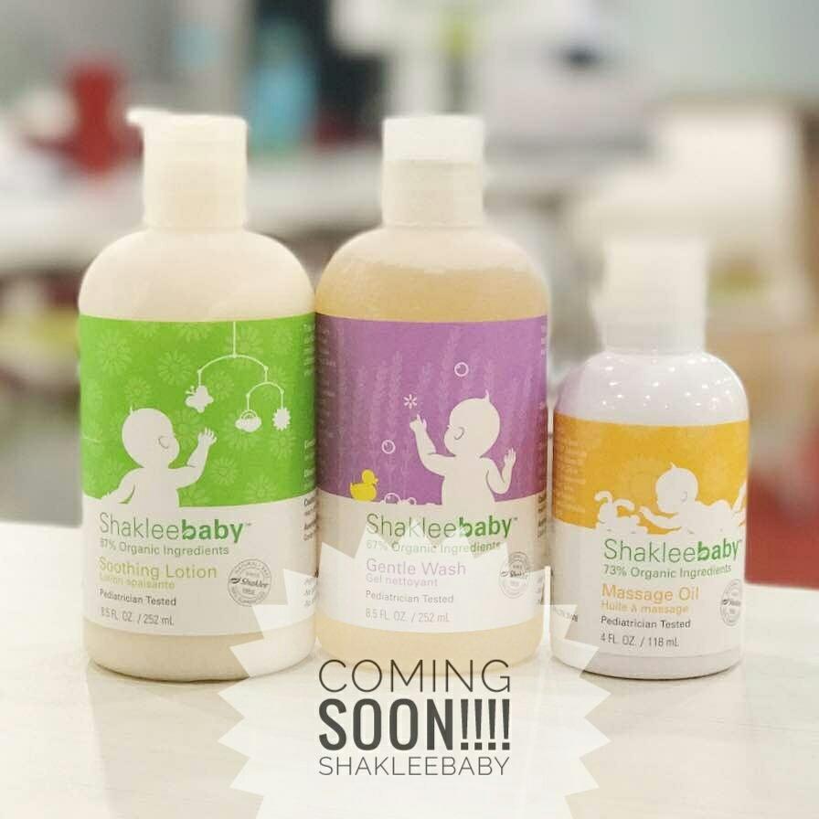 Coming Soon! Shakleebaby!