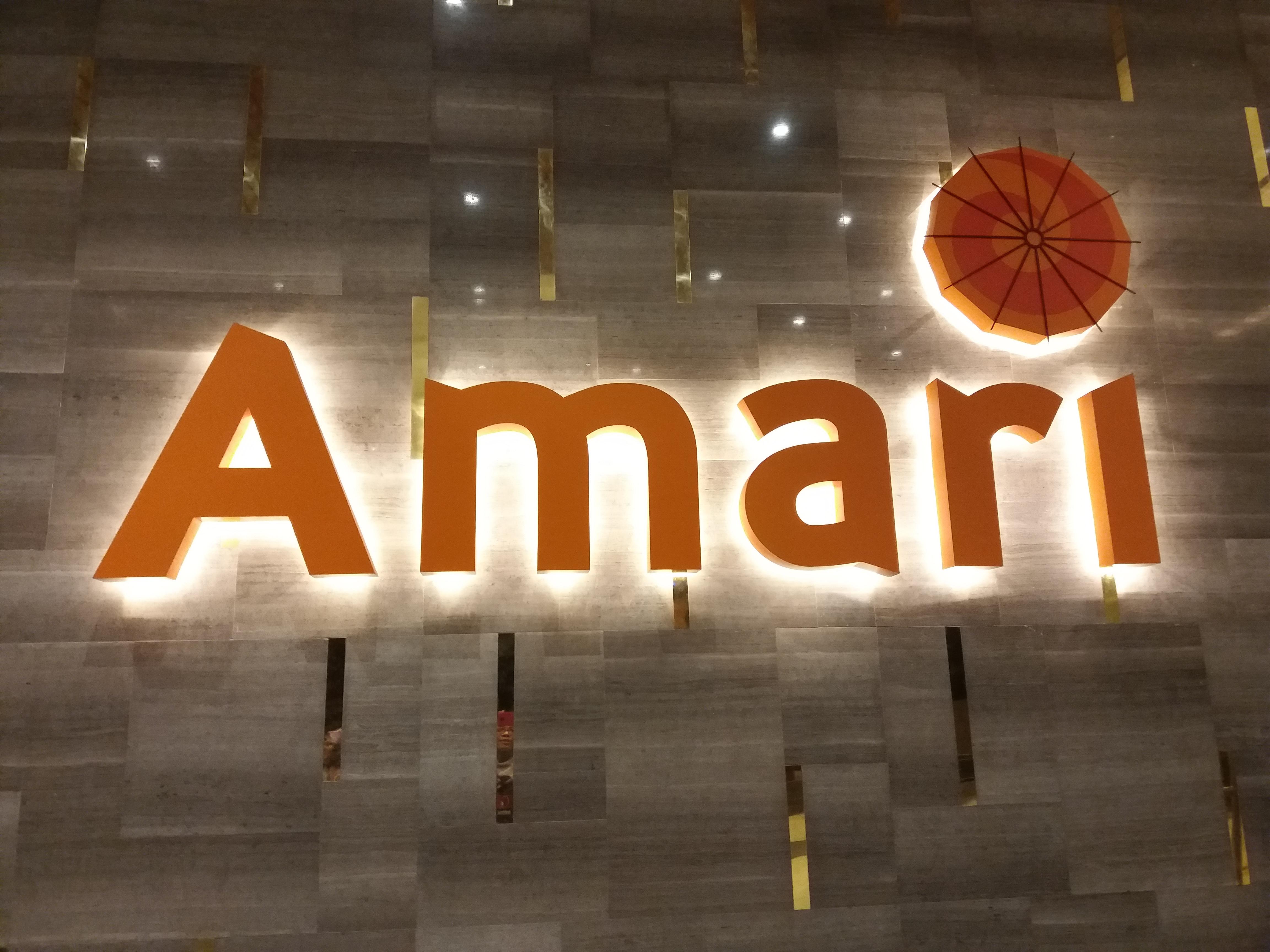 Layanan 5 Bintang Di Amari Hotel Johor Bahru