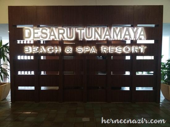 Desaru Tunamaya Beach & Spa Resort Destinasi Percutian Pilihan Ramai
