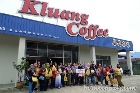 Kopi Cap Televisyen Kluang Coffee Memang Kaw!