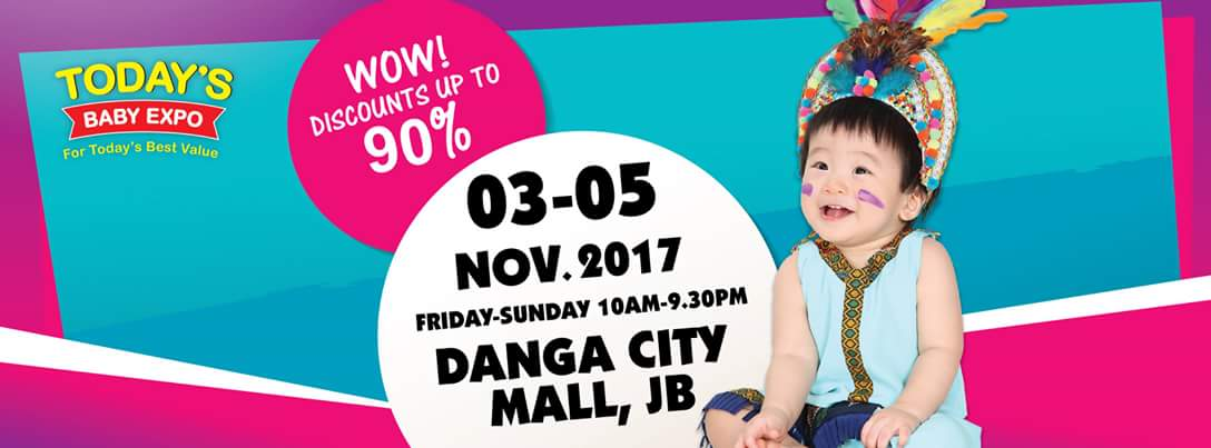 Today's Baby Expo | 3-5 November 2017