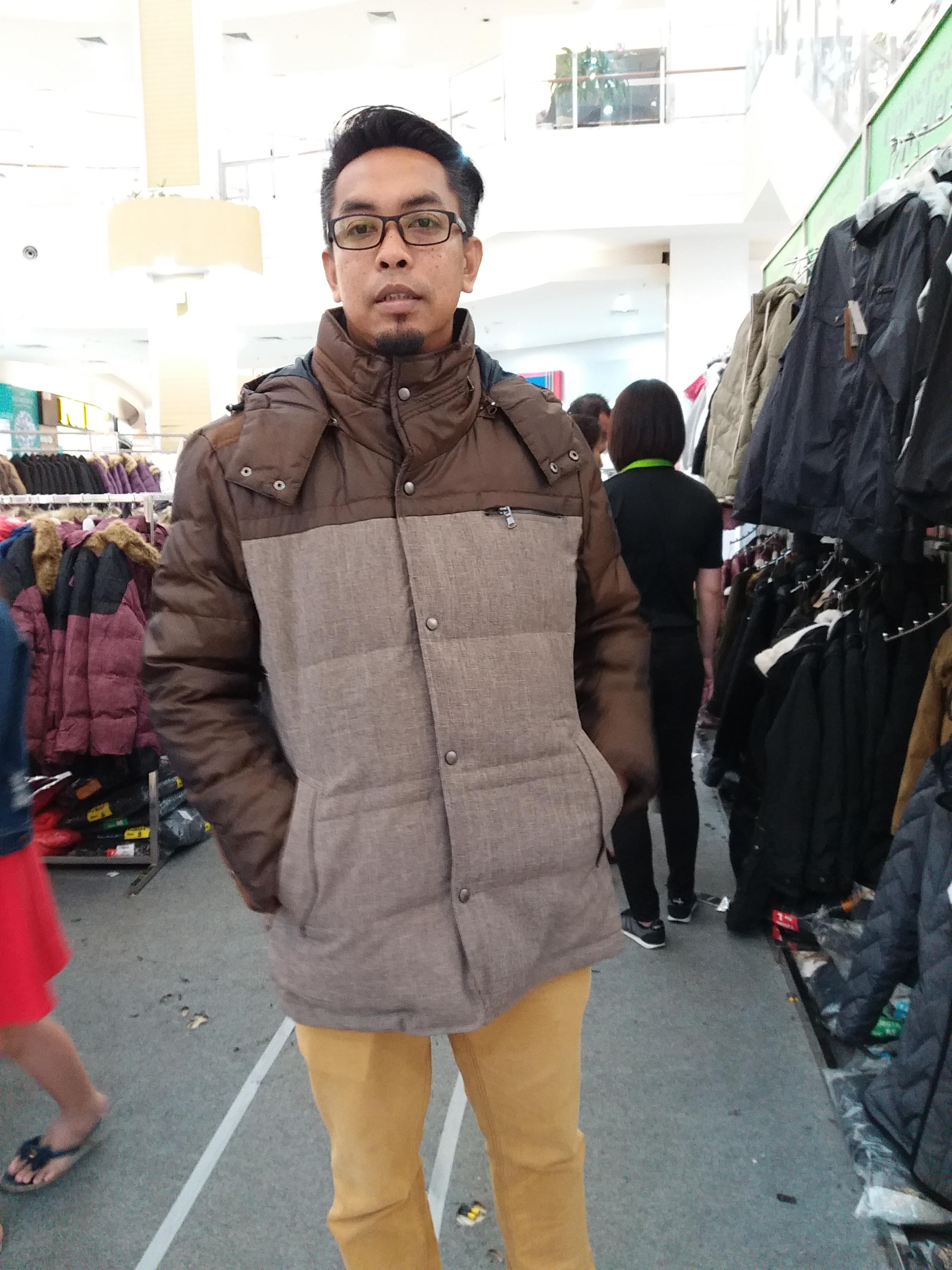 Teman Babah Shopping