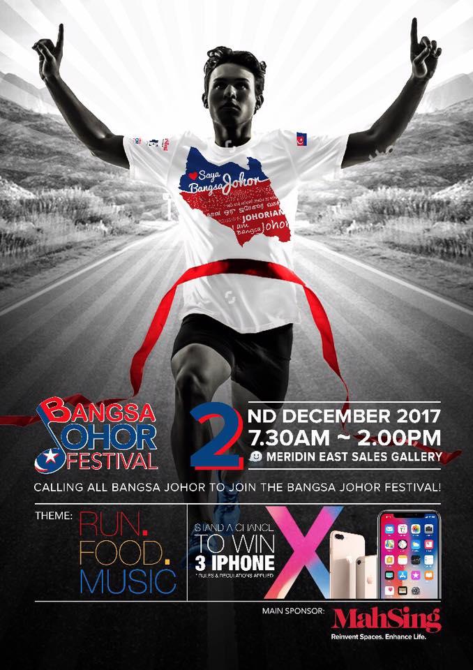 Bangsa Johor Festival | 2 Disember 2017