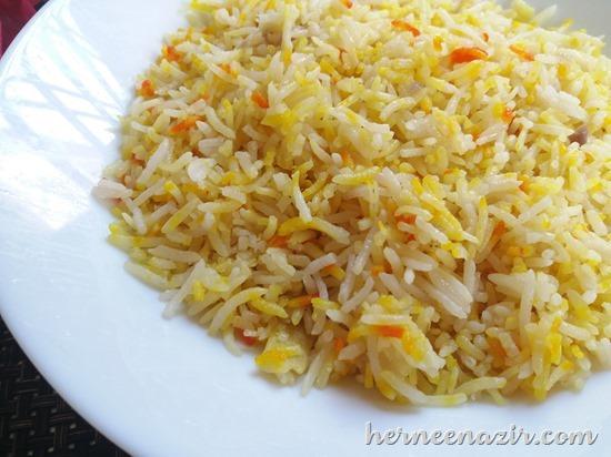 DDHN – Resepi Nasi Minyak Mudah & Sedap