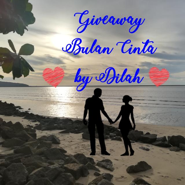 Giveaway Bulan Cinta by Dilah