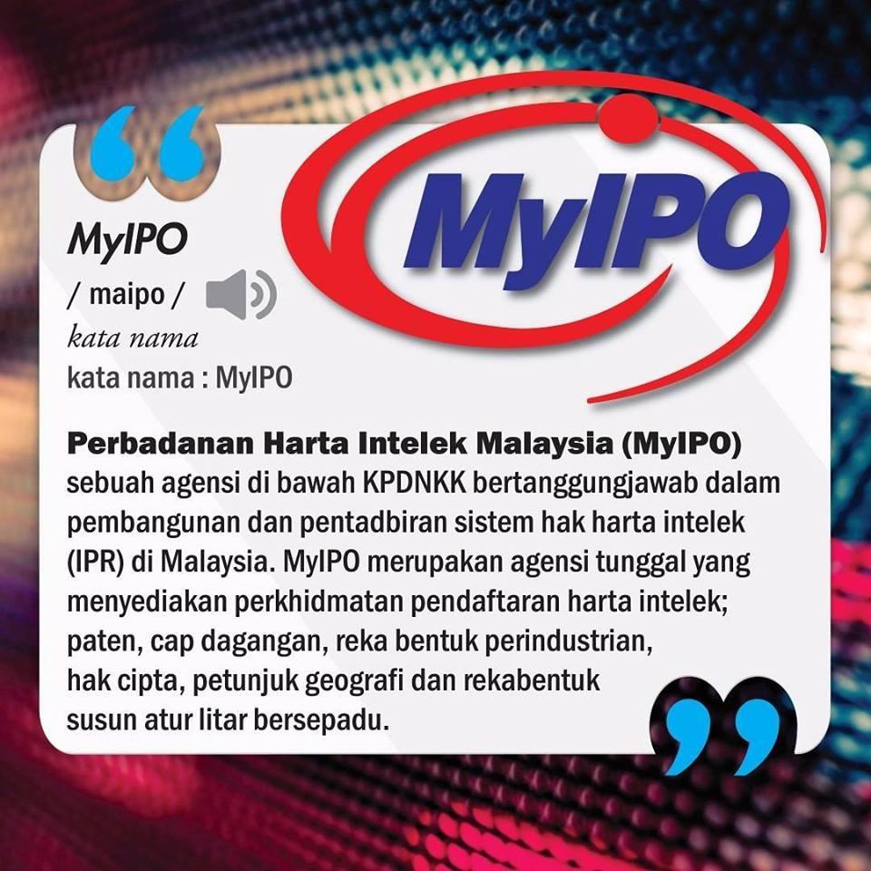 Sebutan MyIPO