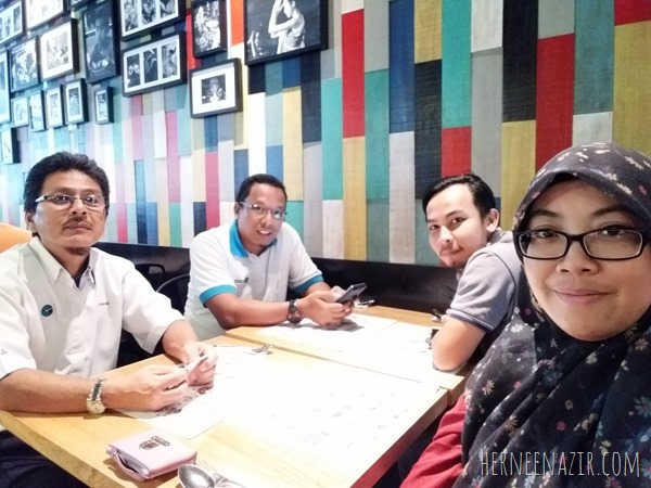 Lunch Bersama Towage Team di Absolute Thai