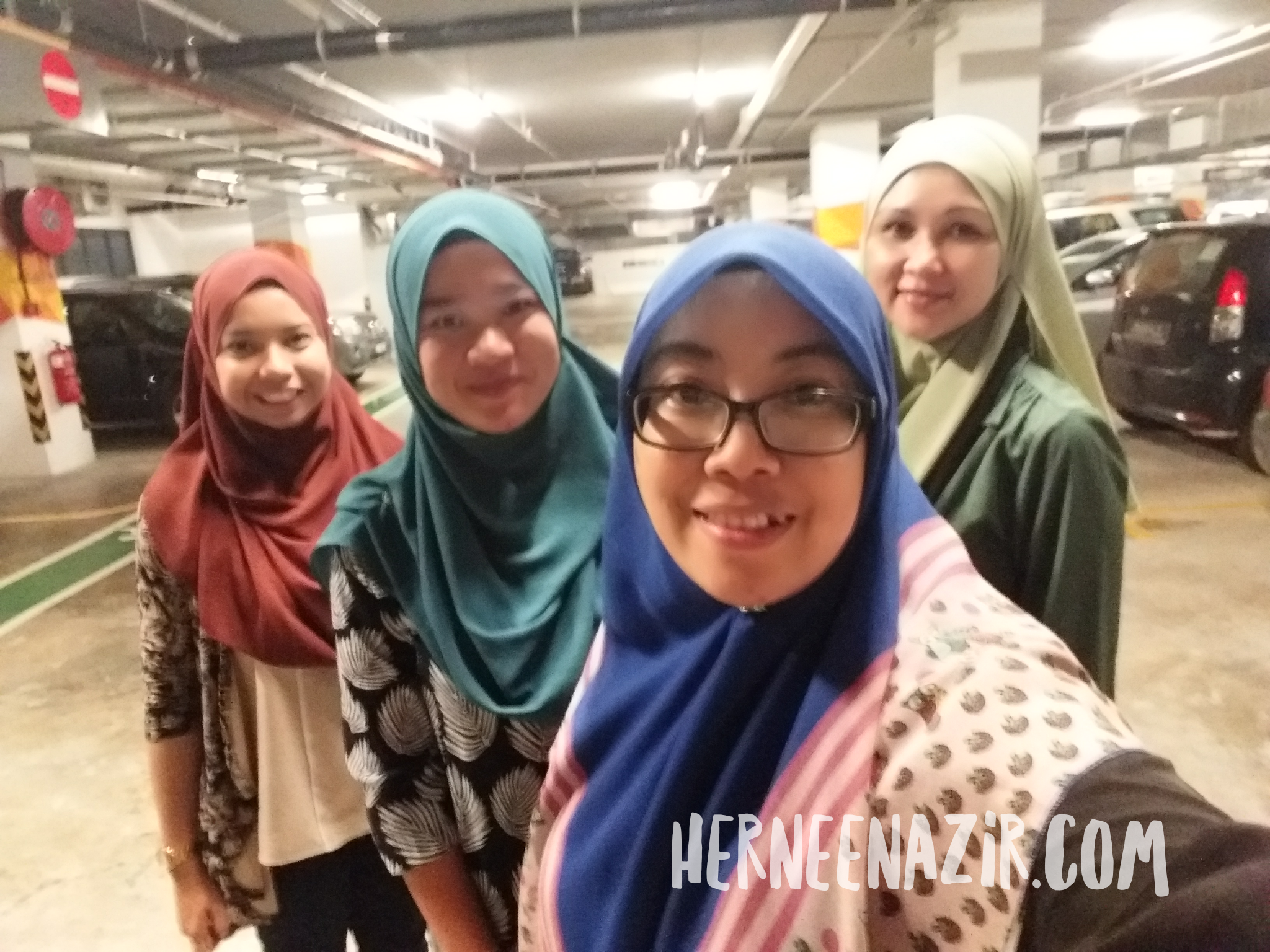 Friday's Lunch – Reunion Geng Jumaat at Old Town White Coffee Sunway Citrine Hub