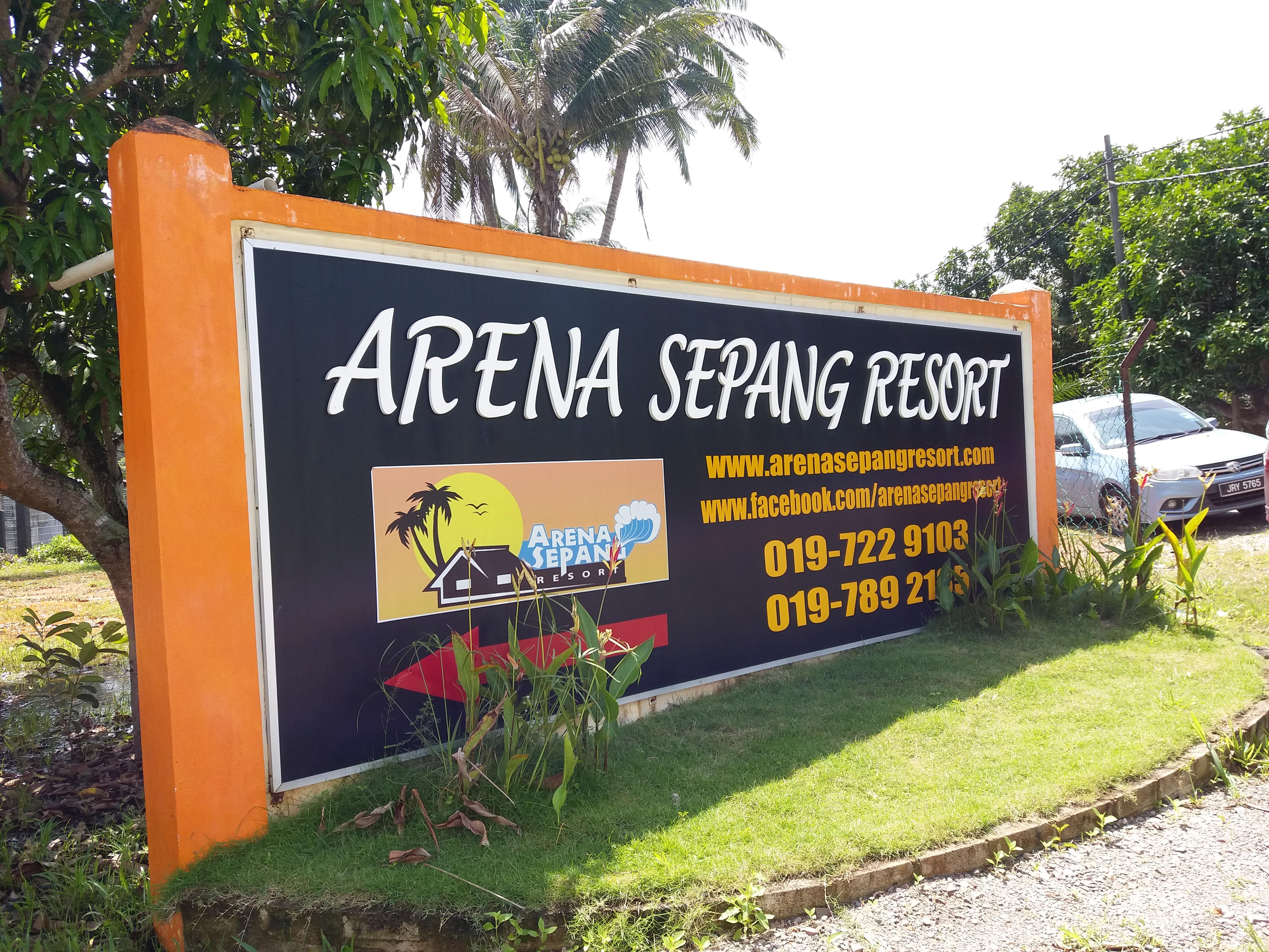 Berhujung Minggu Di Arena Sepang Resort Kota Tinggi