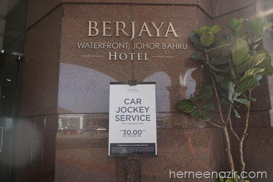 Staycation at Berjaya Waterfront Hotel Johor Bahru – Part 1