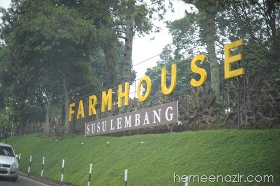 Travelog Bandung | Farmhouse Susu Lembang