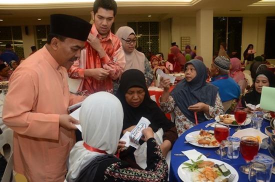 Program Nur Ramadhan Bantu Mengurangkan Beban Asnaf