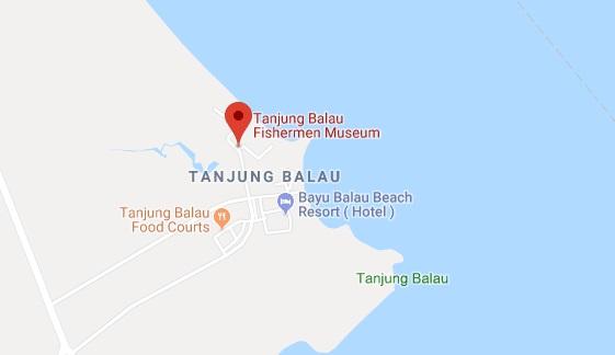 peta lokasi muzium nelayan tanjung balau.jpg