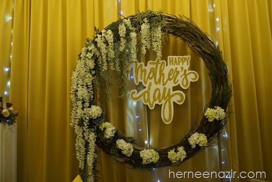 Raikan Hari Ibu di DoubleTree by Hilton Johor Bahru Pada 12 & 13 Mei 2018
