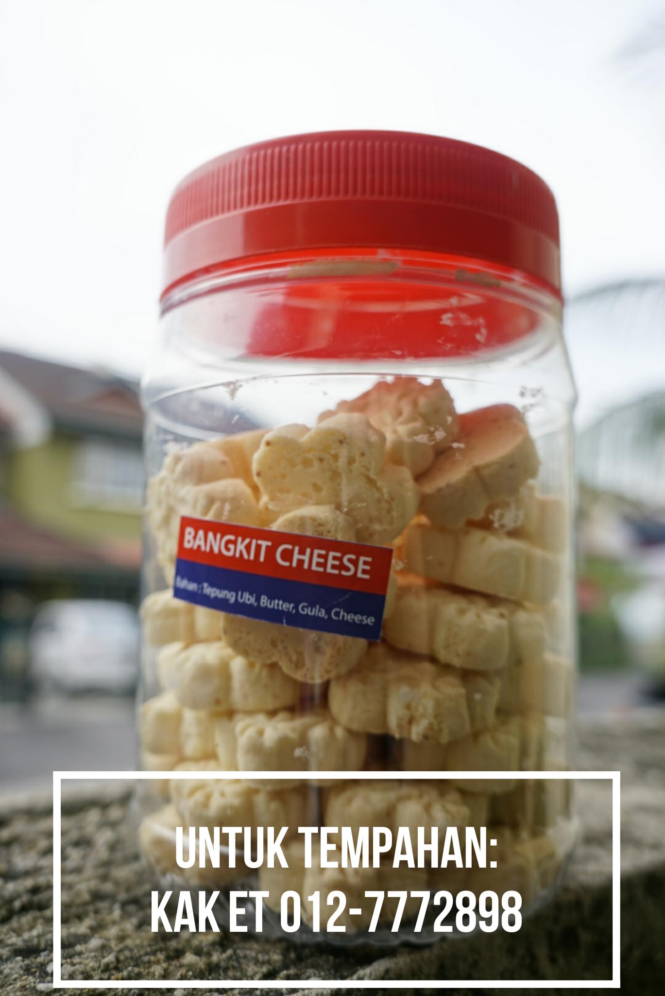 Bangkit Cheese Sedap Untuk Santapan Hari Raya