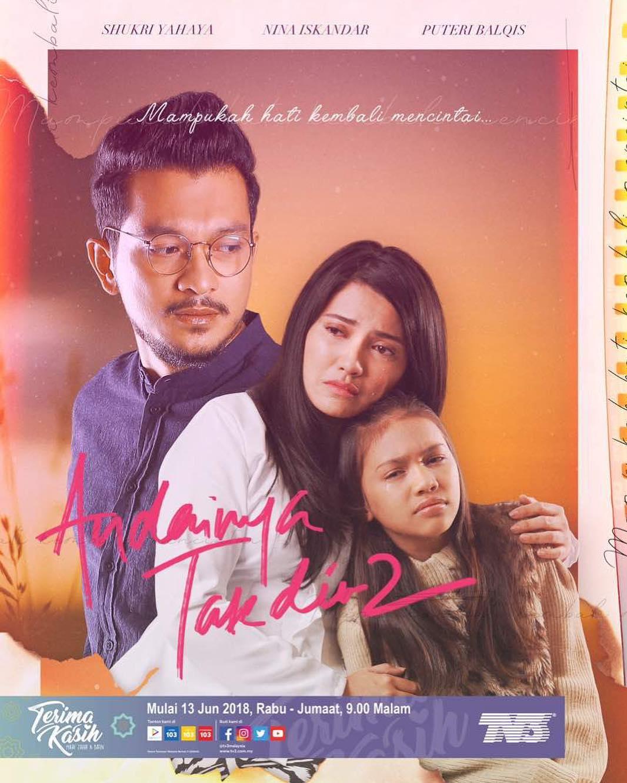 Drama Andainya Takdir 2 (TV3)