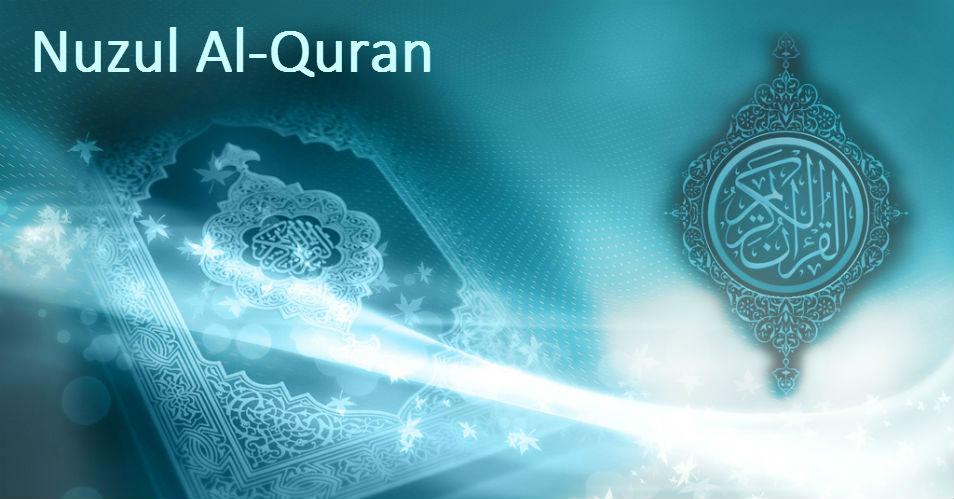 Salam Nuzul Quran – 17 Ramadhan 1439H