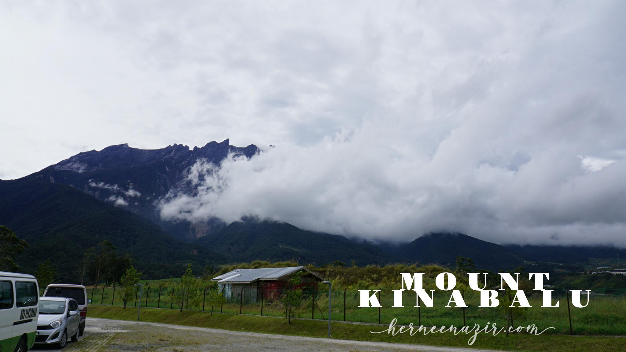 Travelog Sabah| Kota Kinabalu – Kundasang – Ranau (10 – 13 July 2018)