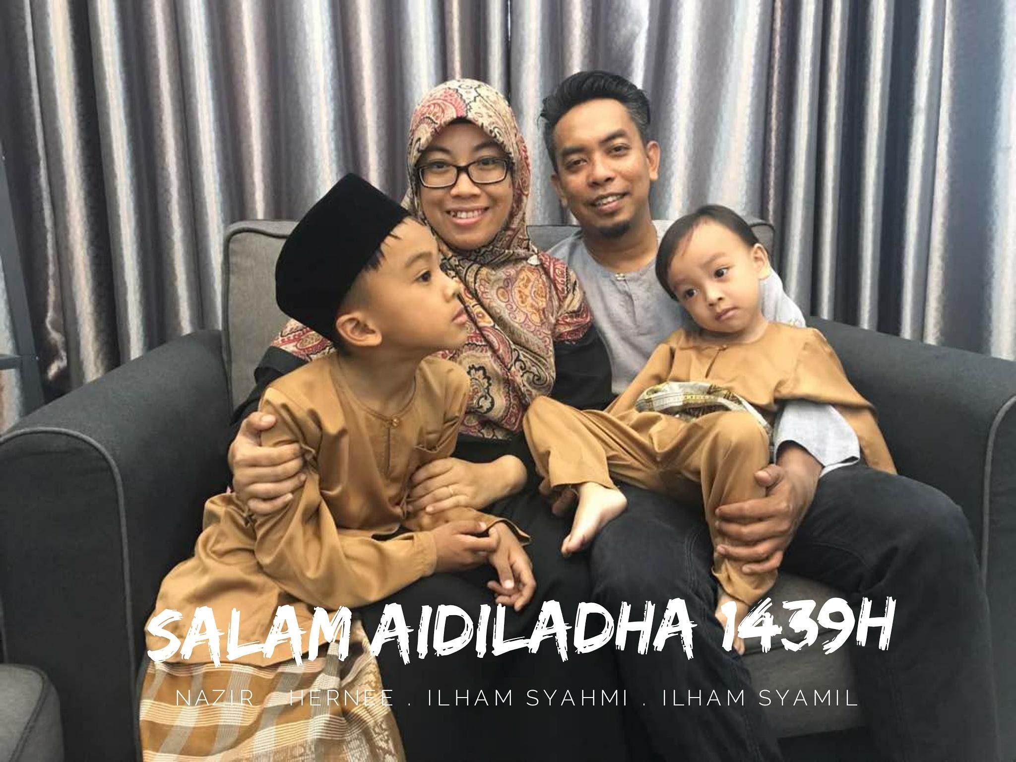 Salam Aidiladha 1439H