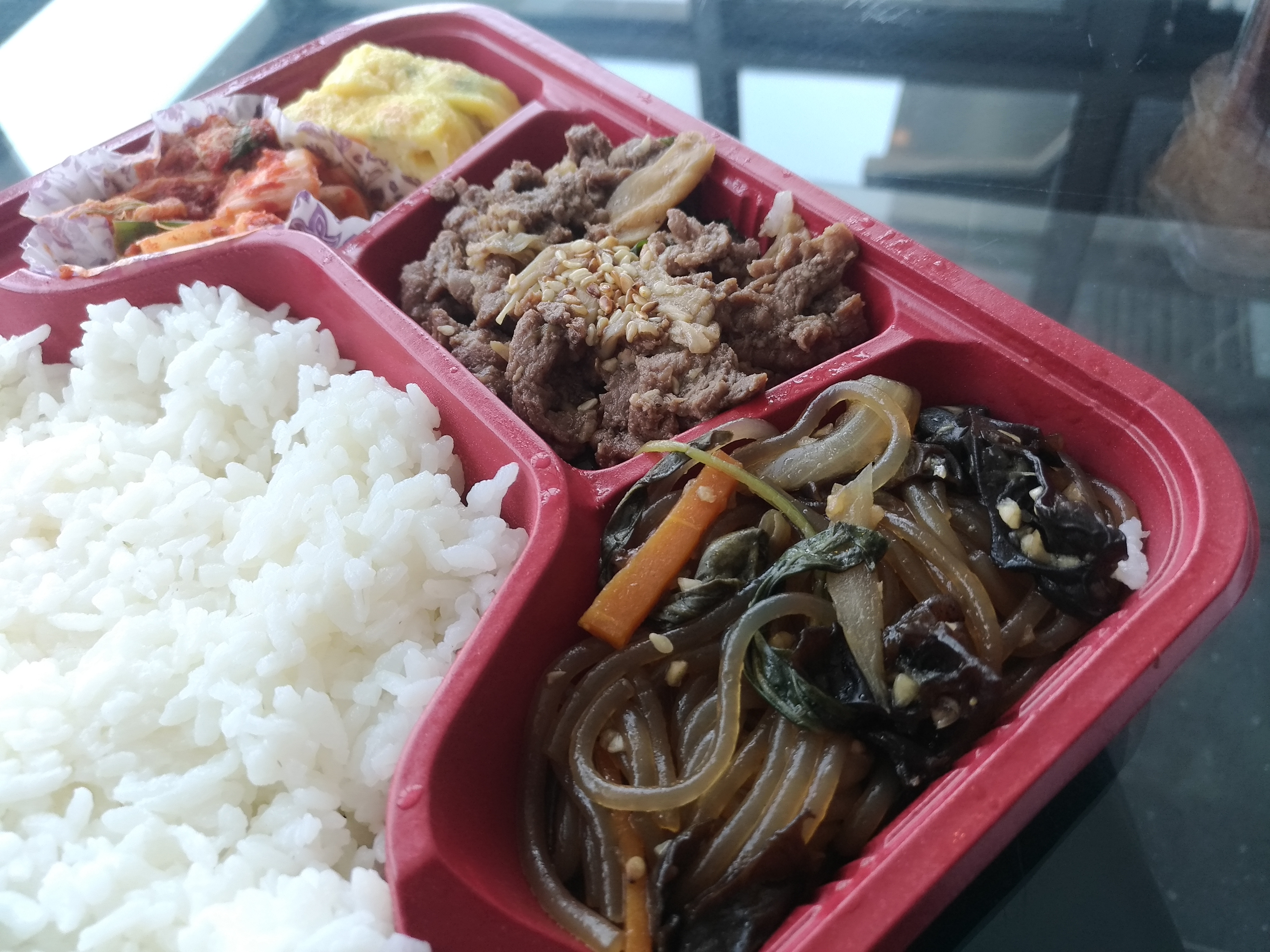 Friday's Lunch – Halal Korean Food Lagi dan Lagi