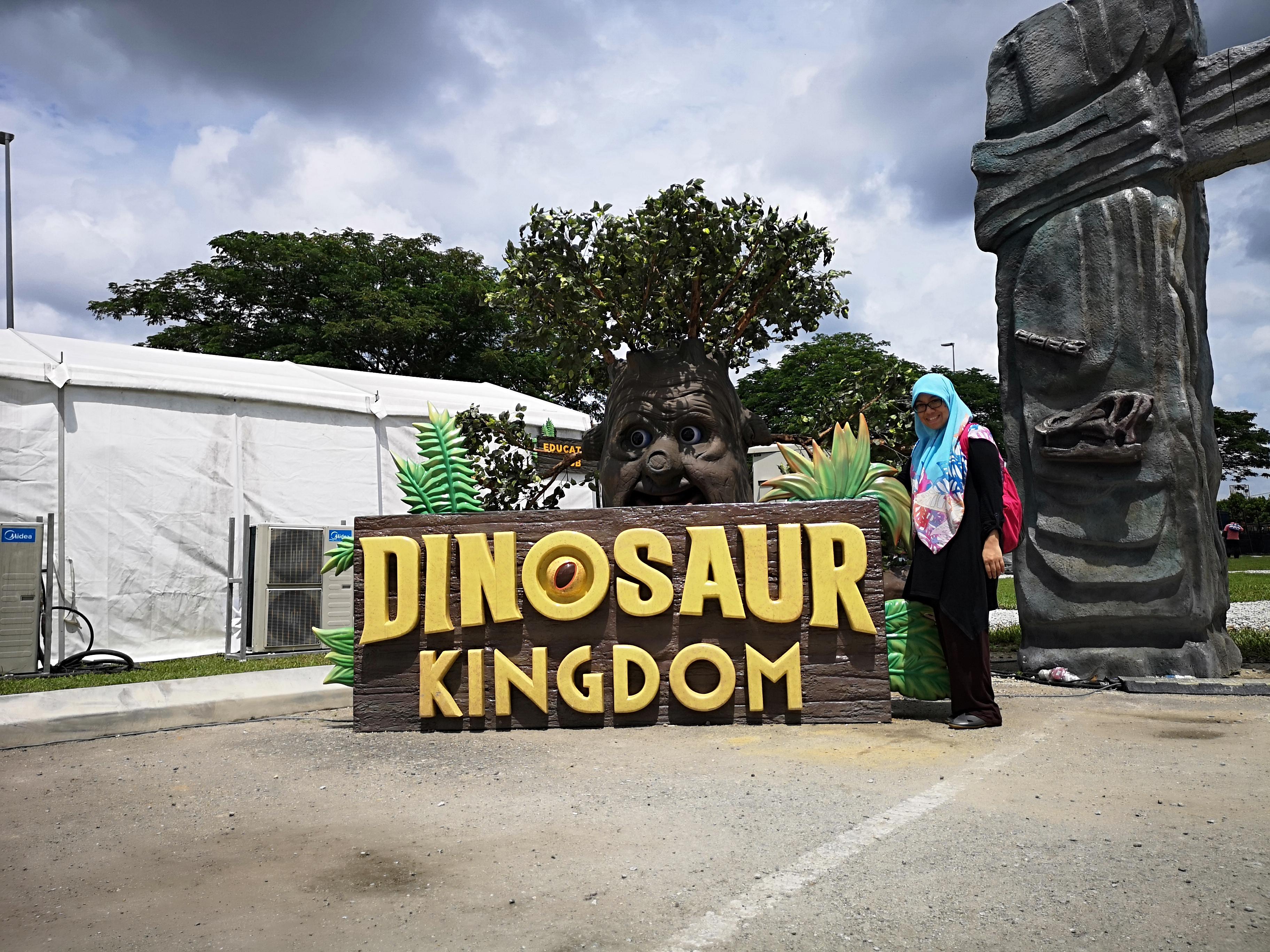 Rasai Pengalaman Menarik Di Dinosaur Kingdom Puteri Harbour Sepanjang Musim Cuti Sekolah
